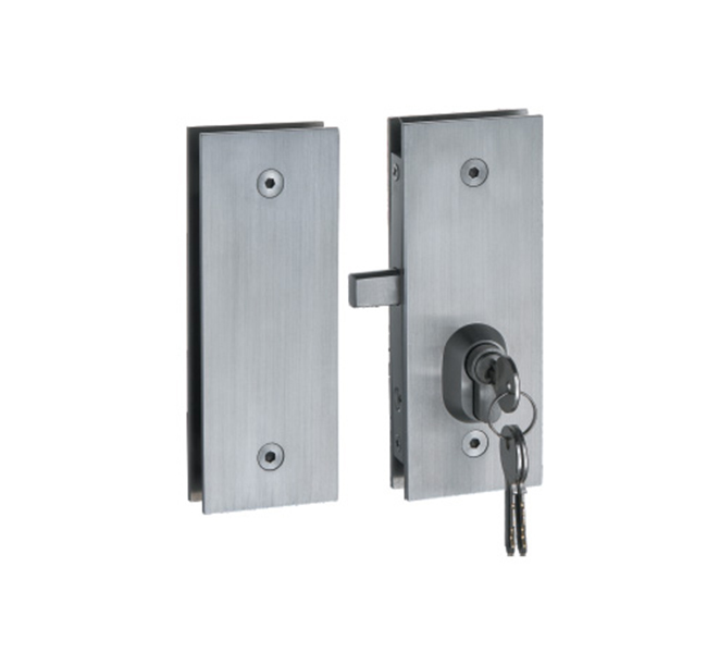 Gl103 Swing Glass Door Lock Lawrence Hardware