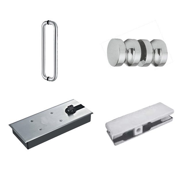 Glass Door Hardware