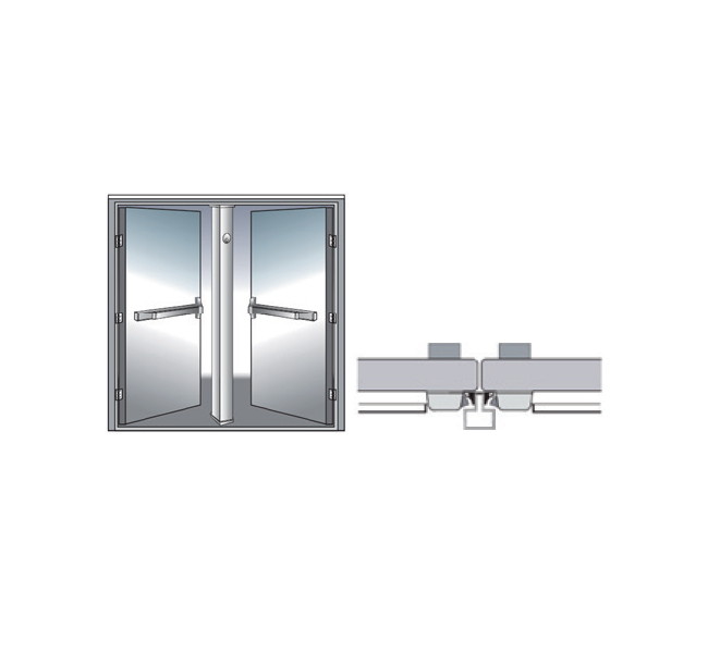 Double Door Applications Lawrence Hardware